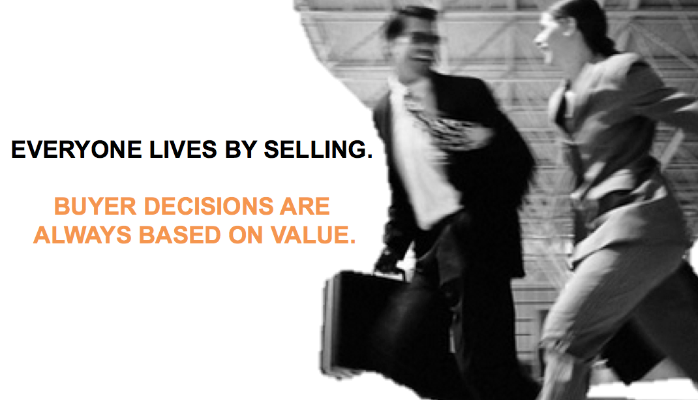 Value Selling – Why and How